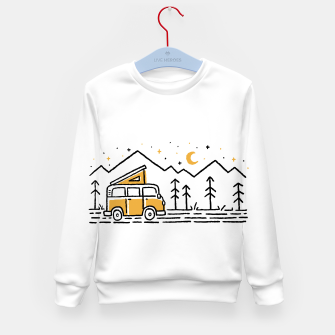 Thumbnail image of Adventure Car for light Kid's sweater, Live Heroes