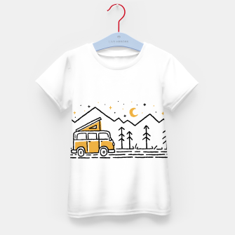 Thumbnail image of Adventure Car for light Kid's t-shirt, Live Heroes