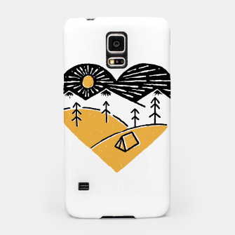 Thumbnail image of Camp Lover for light Samsung Case, Live Heroes