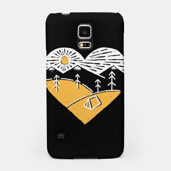 Thumbnail image of Camp Lover for dark Samsung Case, Live Heroes