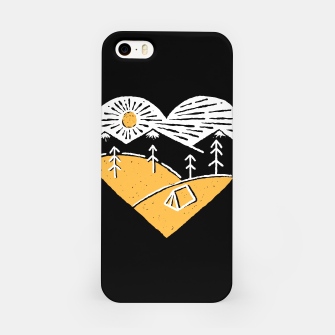 Thumbnail image of Camp Lover for dark iPhone Case, Live Heroes