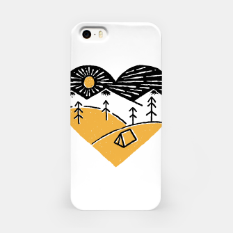 Thumbnail image of Camp Lover for light iPhone Case, Live Heroes
