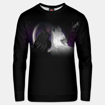 Thumbnail image of in the shade  Unisex sweatshirt, Live Heroes