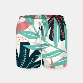 Thumbnail image of Rustic Sunsets  Swim Shorts, Live Heroes