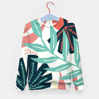Thumbnail image of Rustic Sunsets  Kid's sweater, Live Heroes