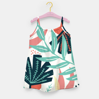 Thumbnail image of Rustic Sunsets  Girl's dress, Live Heroes