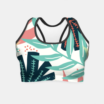 Thumbnail image of Rustic Sunsets  Crop Top, Live Heroes
