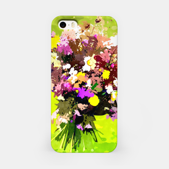 Thumbnail image of Flower Bearer iPhone Case, Live Heroes