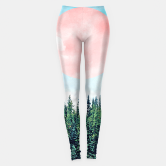 Thumbnail image of The Best Time For New Beginnings Is NOW Leggings, Live Heroes