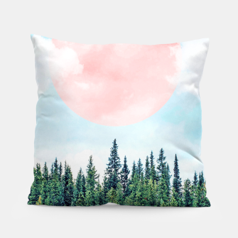 Thumbnail image of The Best Time For New Beginnings Is NOW Pillow, Live Heroes