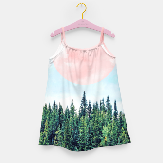 Thumbnail image of The Best Time For New Beginnings Is NOW Girl's dress, Live Heroes