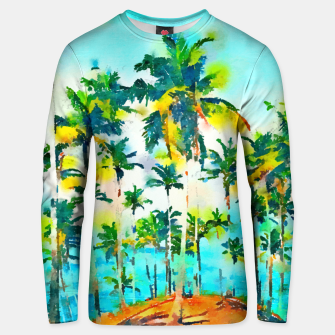 Thumbnail image of Seas the Day Unisex sweater, Live Heroes