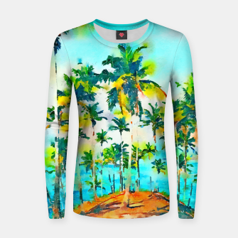 Thumbnail image of Seas the Day Women sweater, Live Heroes