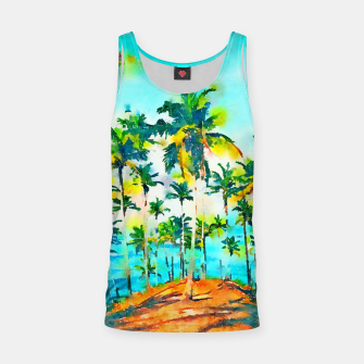 Thumbnail image of Seas the Day Tank Top, Live Heroes