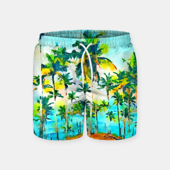 Thumbnail image of Seas the Day Swim Shorts, Live Heroes