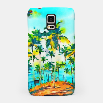 Thumbnail image of Seas the Day Samsung Case, Live Heroes
