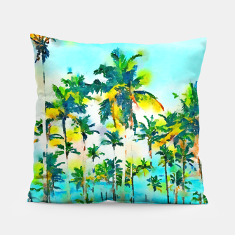 Thumbnail image of Seas the Day Pillow, Live Heroes