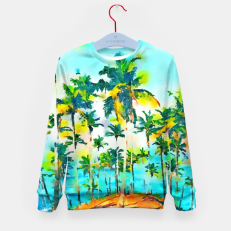 Thumbnail image of Seas the Day Kid's sweater, Live Heroes