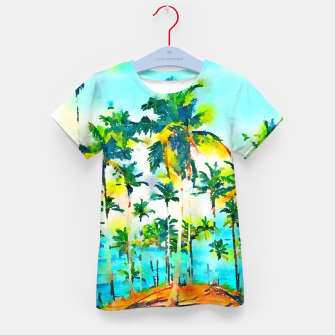 Thumbnail image of Seas the Day Kid's t-shirt, Live Heroes