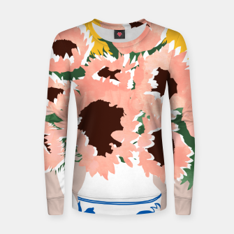 Thumbnail image of Sunshine On a Cloudy Day Women sweater, Live Heroes