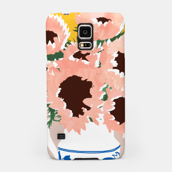 Thumbnail image of Sunshine On a Cloudy Day Samsung Case, Live Heroes