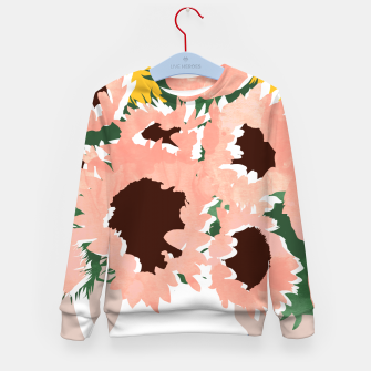 Thumbnail image of Sunshine On a Cloudy Day Kid's sweater, Live Heroes