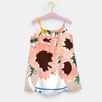 Thumbnail image of Sunshine On a Cloudy Day Girl's dress, Live Heroes