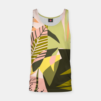 Thumbnail image of A Flower Blooms Best in a Happy Pot Tank Top, Live Heroes