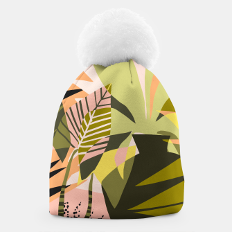 Thumbnail image of A Flower Blooms Best in a Happy Pot Beanie, Live Heroes