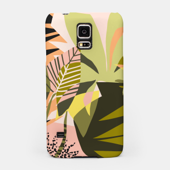 Thumbnail image of A Flower Blooms Best in a Happy Pot Samsung Case, Live Heroes