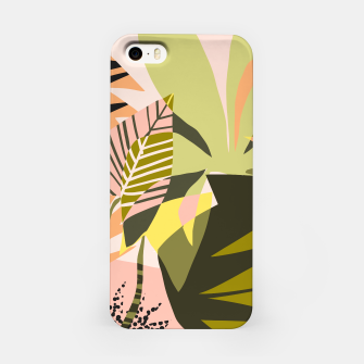 Thumbnail image of A Flower Blooms Best in a Happy Pot iPhone Case, Live Heroes