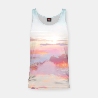 Thumbnail image of Blush Clouds Tank Top, Live Heroes