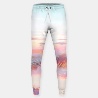 Thumbnail image of Blush Clouds Sweatpants, Live Heroes