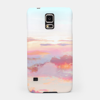 Thumbnail image of Blush Clouds Samsung Case, Live Heroes