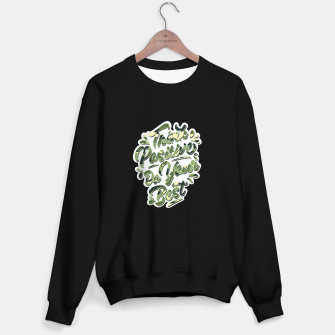 Thumbnail image of Green Camouflage [single] Sweater regular, Live Heroes