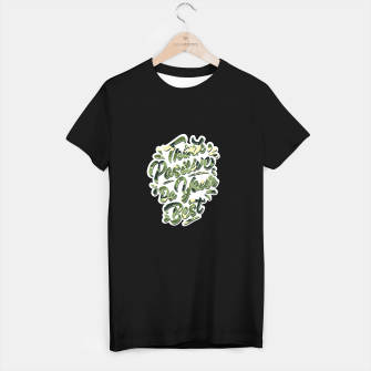 Thumbnail image of Green Camouflage [single] T-shirt regular, Live Heroes