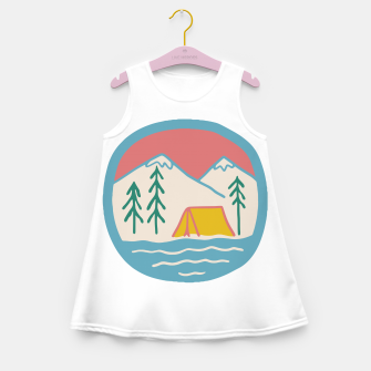 Thumbnail image of Dream Place Girl's summer dress, Live Heroes