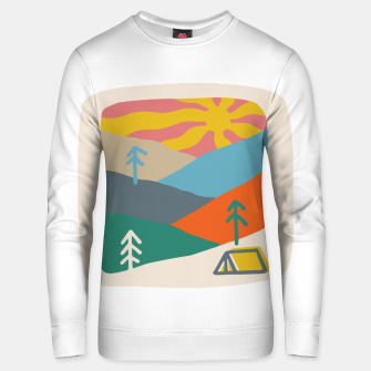 Thumbnail image of Camp Unisex sweater, Live Heroes