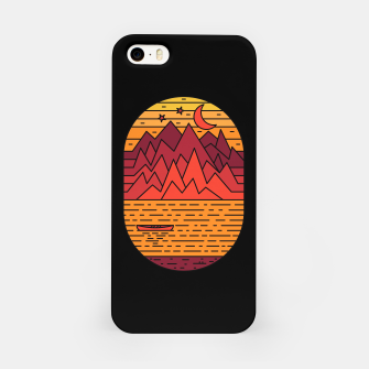 Thumbnail image of Lake and Mountain iPhone Case, Live Heroes