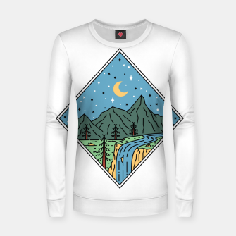 Thumbnail image of Beautiful Place Women sweater, Live Heroes