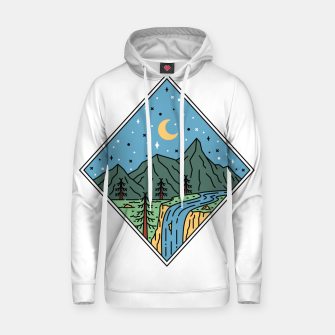 Thumbnail image of Beautiful Place Hoodie, Live Heroes