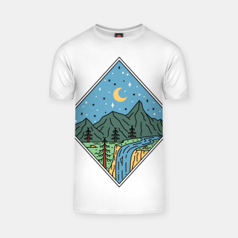 Thumbnail image of Beautiful Place T-shirt, Live Heroes