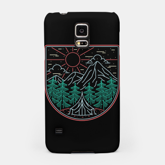 Thumbnail image of Great Place for Camping Samsung Case, Live Heroes