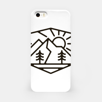 Thumbnail image of Sunrise and Mountain for light iPhone Case, Live Heroes
