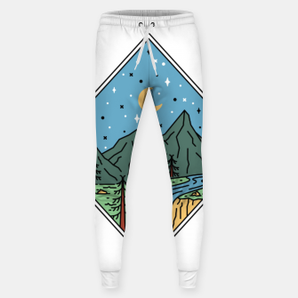 Thumbnail image of Beautiful Place Sweatpants, Live Heroes