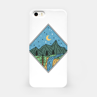 Thumbnail image of Beautiful Place iPhone Case, Live Heroes