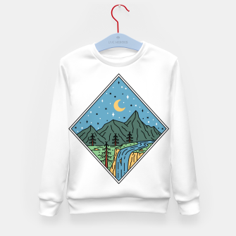 Thumbnail image of Beautiful Place Kid's sweater, Live Heroes