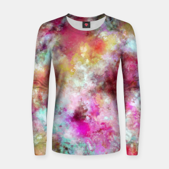 Thumbnail image of A choice of ingredients Women sweater, Live Heroes