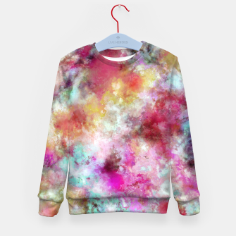 Thumbnail image of A choice of ingredients Kid's sweater, Live Heroes