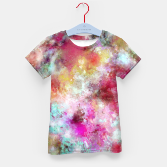 Thumbnail image of A choice of ingredients Kid's t-shirt, Live Heroes
